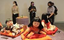 Với người Nhật, búp bê là người bạn tâm tình, đại diện cho cảm xúc của chủ nhân