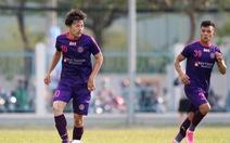 Video Daisuke Matsui thể hiện đẳng cấp ngay lần đầu ra sân cho CLB Sài Gòn