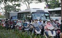 Đường Nguyễn Văn Linh chậm mở rộng, do đâu?