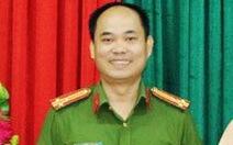 Thượng tá Trần Văn Hiếu làm trưởng Phòng cảnh sát hình sự Công an TP.HCM