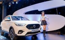 Cận cảnh MG ZS 2021 mới nhập khẩu Thái Lan với giá từ 569 triệu đồng