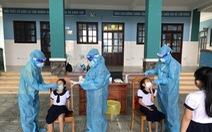Học sinh xã đảo Thạnh An chưa đi học vào ngày mai