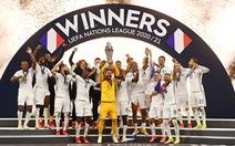 Mbappe ghi bàn thắng gây tranh cãi, Pháp vô địch UEFA Nations League