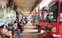 Xe khách liên tỉnh đi và đến TP.HCM dự kiến hoạt động từ 13-10
