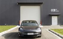 Ấn Độ yêu cầu Tesla không bán cho nước này ôtô sản xuất ở Trung Quốc
