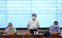 Bí thư Nguyễn Văn Nên: TP đã áp dụng biện pháp khẩn cấp nhưng không tuyên bố 'tình trạng khẩn cấp'