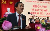Thừa Thiên Huế lên tiếng việc chủ tịch tỉnh bị nêu tên '18 tháng không tiếp dân'