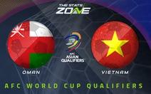 Chuyên gia châu Á dự đoán Việt Nam sẽ ghi bàn vào lưới Oman