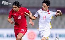 AFC: 'Việt Nam níu kéo cơ hội cuối cùng'