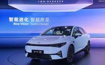 Công ty Trung Quốc sản xuất xe điện với tốc độ nhanh gấp đôi Tesla