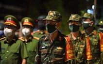 Từ 13-10, quân đội sẽ rút quân dần khi TP.HCM bước vào 'bình thường mới'