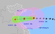 Bão số 8 đi vào đảo Hải Nam, Bạch Long Vĩ gió giật cấp 9
