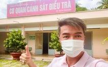 Đàm Vĩnh Hưng làm việc tại Công an Bình Dương: 'Nếu sai, tôi chịu trách nhiệm trước pháp luật'