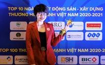 Sunshine Group được vinh danh top 10 thương hiệu mạnh ngành bất động sản - xây dựng