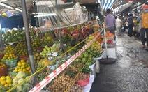 Trong một ngày, TP.HCM mở lại đến 20 chợ truyền thống