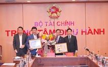 Bộ Tài chính tặng bằng khen SOVICO và FPT thành tích xử lý nghẽn lệnh HoSE