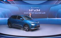 VinFast của tỉ phú Phạm Nhật Vượng livestream trình làng ôtô điện