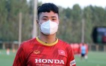 Hậu vệ Đặng Văn Tới: 'Chúng tôi sẽ phải nỗ lực hết mình ở trận giao hữu với U23 Kyrgyzstan'