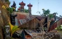 Động đất trên đảo Bali, 3 người chết, 7 người bị thương