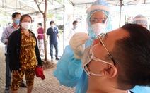 Bộ Y tế đề nghị Hà Nội và TP.HCM báo cáo việc thu phí xét nghiệm COVID-19 trước 18-10