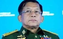 ASEAN thống nhất không mời thống tướng Myanmar dự họp