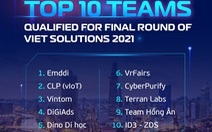 Viet Solutions 2021: Các đội thi được đào tạo đưa sản phẩm ra thị trường nước ngoài