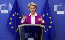 EU sẽ tặng ít nhất 500 triệu liều vắc xin trong những tháng tới