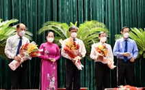 TP.HCM: Bầu bổ sung 3 ủy viên UBND TP.HCM