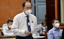 Giám đốc Sở Y tế TP.HCM: Ngày cao điểm TP có 17.400 ca mắc COVID-19