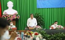 Chủ tịch UBND tỉnh Kiên Giang: 'Chúng ta không nên cát cứ nữa'