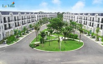 Thanh toán 20% sở hữu nhà phố với không gian sống toàn diện