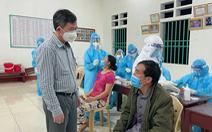 3 chùm lây nhiễm trong cộng đồng ở Phú Thọ chưa xác định được nguồn lây
