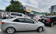 TP.HCM kiến nghị lùi thời gian phạt xe hết hạn đăng kiểm đến ngày 31-10