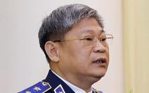 Cách chức tư lệnh Cảnh sát biển Việt Nam đối với trung tướng Nguyễn Văn Sơn