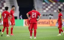 Video: Điểm yếu hàng thủ tuyển Trung Quốc