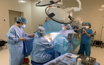 Phẫu thuật thành công ca dị tật bẩm sinh hiếm gặp