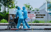 Ba nhân viên Bệnh viện Bệnh nhiệt đới trung ương mắc COVID-19