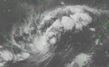 Áp thấp nhiệt đới đang gần Khánh Hòa, Ninh Thuận, gió giật cấp 8
