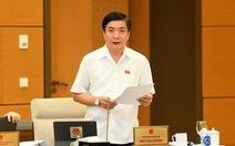Quốc hội sẽ chất vấn Thủ tướng trong 1 giờ, bỏ phiếu để chọn 4 bộ trưởng trả lời