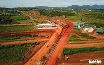 Hiện trường những đồi chè tại Bảo Lộc bị 'xé toạc' để làm dự án bất động sản chui