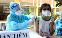 TP.HCM chính thức tiêm vắc xin ngừa COVID-19 cho học sinh