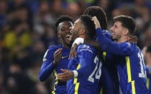Đá bại Southampton trên chấm luân lưu, Chelsea vào tứ kết Cúp Liên đoàn