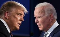 Tổng thống Biden bác đặc quyền hành pháp của ông Trump