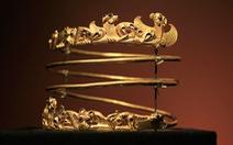 Nga, Ukraine tranh chấp cổ vật bằng vàng
