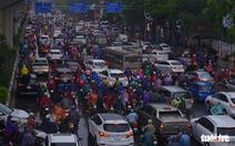 Cần 78 trạm tự động thu phí ôtô vào nội đô Hà Nội từ năm 2025