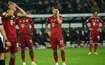 Bayern thua thảm 0-5 trước Monchengladbach