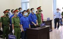 Tòa tuyên án Trương Châu Hữu Danh 4 năm 6 tháng tù