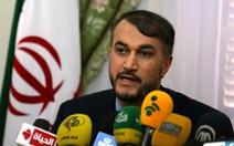 Iran yêu cầu Mỹ bỏ đóng băng 10 tỉ USD để thể hiện thiện chí đàm phán hạt nhân