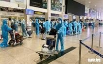 Nghệ An triển khai đón dân từ phía Nam trở về bằng máy bay