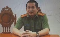 Triệu tập nghi can cắt ghép file ghi âm đại tá Đinh Văn Nơi